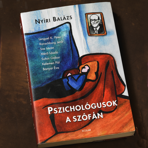 Balázs Nyíri, Psychologists on the sofa<br />