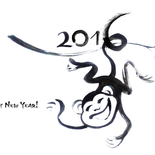 2016. Year of The Monkey