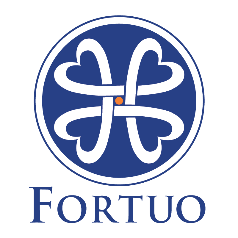 Fortuo – logo dedicated to good luck!